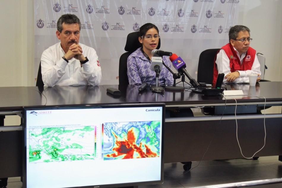 Resultado de imagen para la Secretaría de Protección Civil, José Llanos Arias.